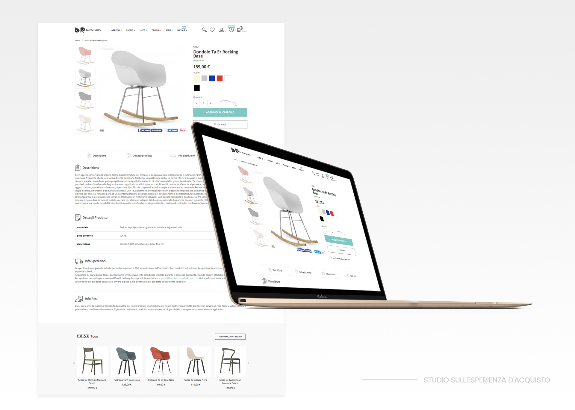 buru buru product page