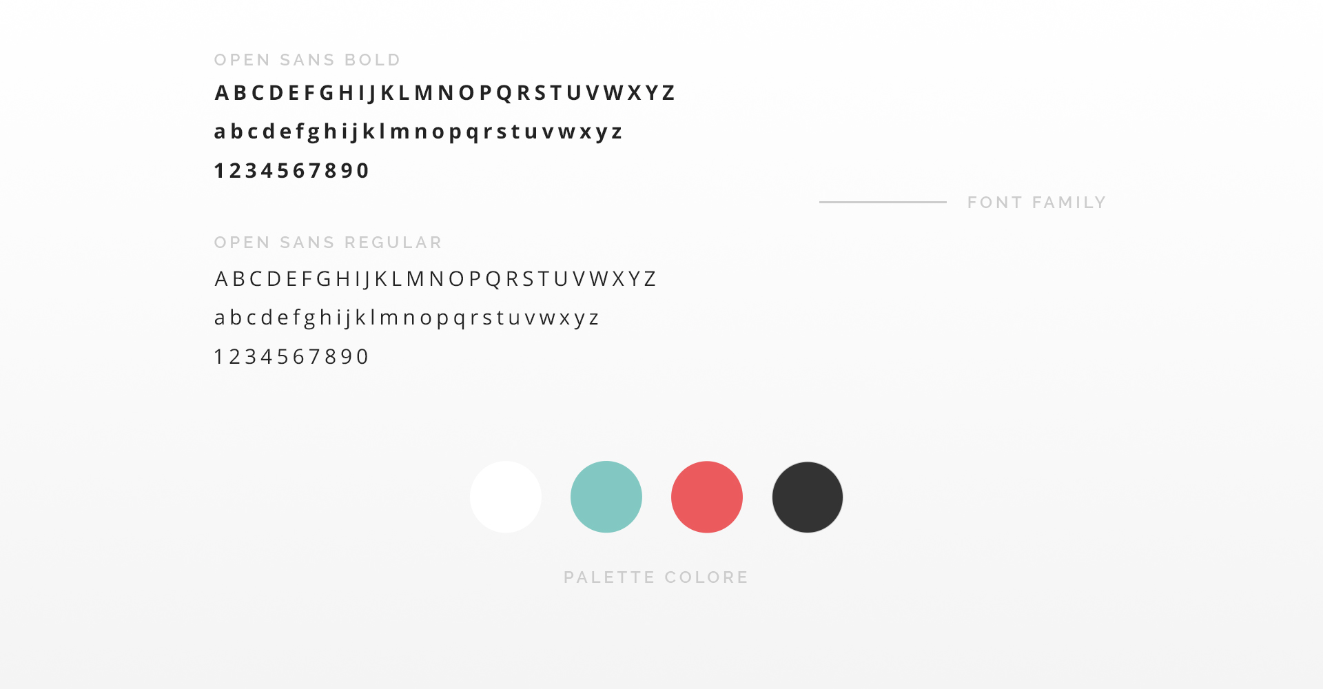 buru buru e-commerce palette and style